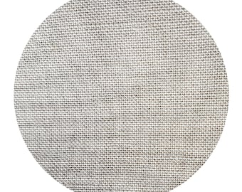 Cafe Mocha French Linen - 32 Count