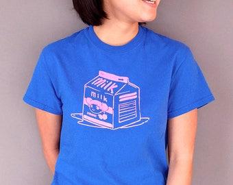 Milk - T-shirt