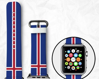 Apple Watch Band World Cup 2018 Series - Iceland