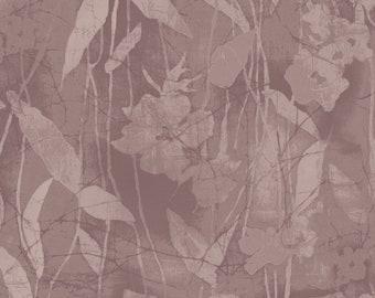 Tender Vines - Pink by Maywood Studio MAS104-P Cotton Fabric Yardage