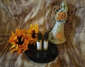 Immune Boosting Roll On with Essential Oils