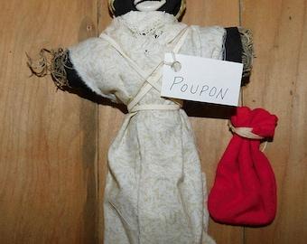 Poupon: Louisiana Creole Doll