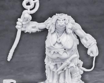 Ogre Matriarch - 77454 - Reaper Miniatures