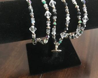 Beaded bracelets by InspirationDecorByKP
