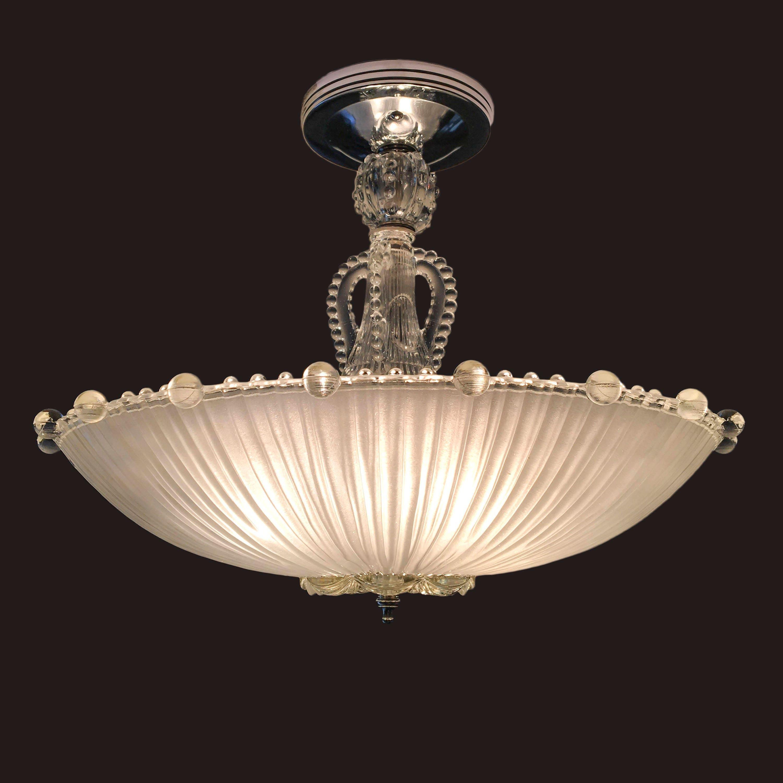 allmodern lighting milk light pdp glass chandelier osvaldo