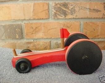Handmade Toy Racecar