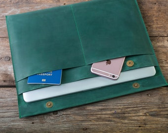 Leather macbook air case,Macbook cover,Leather macbook pro 15 case,Macbook 12 case,Macbook air sleeve,Macbook leather case,Macbook retina
