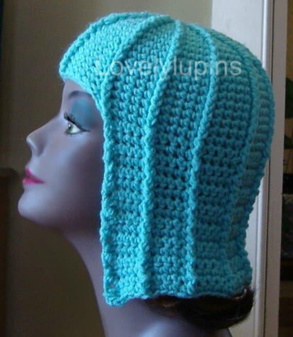 Crochet Pattern Hair Hat Pattern Wig Hat Pattern Costume