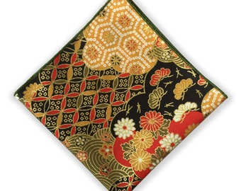 Kyoto Pocket Square