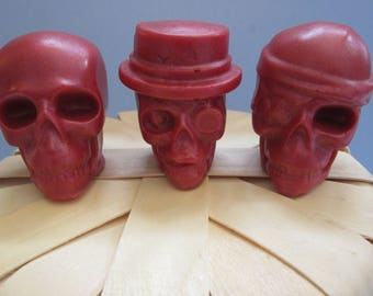 Honey I Washed The Kids, Glycerin Soap, Skull Soap, Melt and Pour  Soap Base, Halloween Soap, Pirate Soap, Part Favors Soap, Handmade Soap