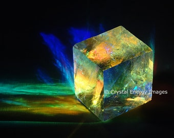how to clean optical calcite