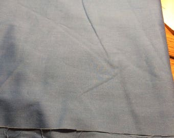 True blue cotton sale cloth
