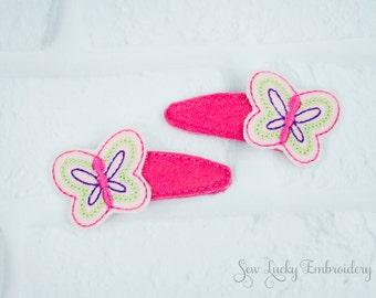 Butterfly Clippy Set