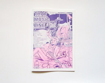 That Music Zine Autumn 2016