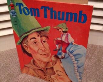 Tom Thumb - Rand McNally Elf Book - 1959