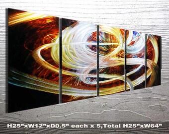 Modern Abstract Metal Art metal sculpture wall Original Shining Large Indoor Metal Wall Art Modern Abstract Indoor Outdoor Metal Wall Art.