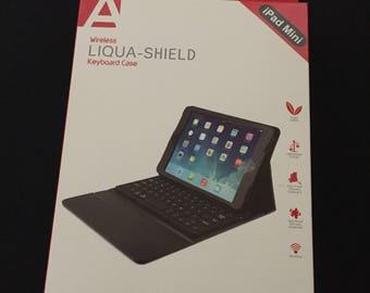 Wireless Liqua-Shield Keyboard Case for iPad Mini