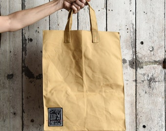 Cotton Tote Bag, Bake House No. 7 Market Canvas Tote Bag, Reusable Lunch Bag, Market Bag, Market Tote, No Plastic Bags, Zero Waste Gifts Bag