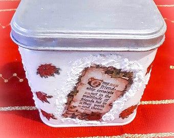 Christmas jar//Xmas//Gift idea//Christmas box/