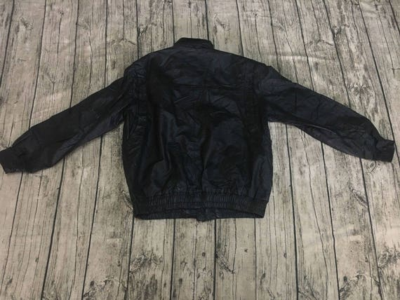 Jacket GENUINE Made LEATHER Vintage Sweater Motorcycle In ARGENTINA Coat Biker FEHq55wd
