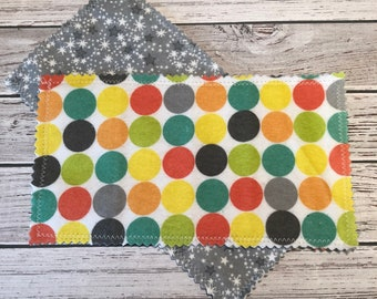 Reusable Dryer Sheets - Retro Dots - No Waste