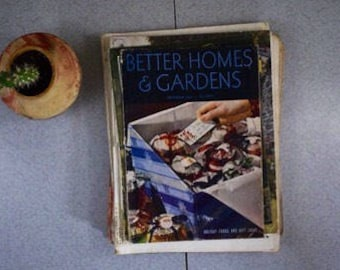 December 1936 Better Homes and Garden Magazine