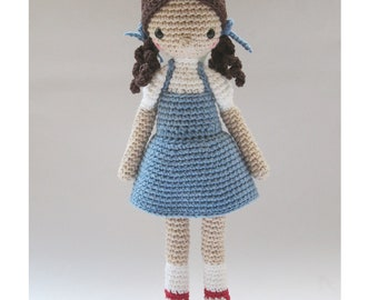 Dorothy - Crochet Pattern by {Amour Fou}