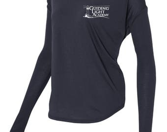 Guiding Light Academy - Ladies' Flowy Long Sleeve