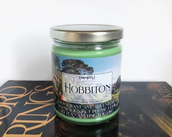 Hobbiton | The Lord of the Rings Inspired 4oz. or 8oz. Scented Soy Candle