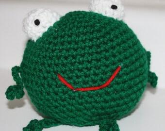 4020D Stuffed Frog