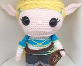 Princess Zelda BOTW croch...