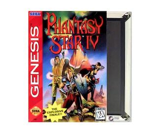 Phantasy Star 4 Magnet