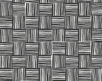 Lemmikki by Lotta Jansdotter for Windham Fabrics - 43090-4 - Slate - 1/2 Yard Cotton Quilt Fabric