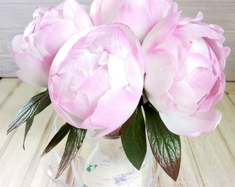 Wedding Bouquet Bridal Bouquet Bouquet-doublet Peonies Bouquet of peonies