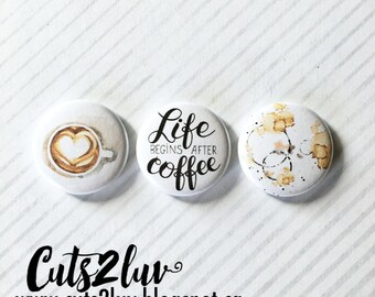 "3 buttons 1 ""Coffee"