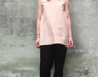 Naturally Dyed Cotton Tunic