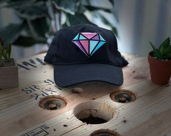 Diamonds are forever dad hat