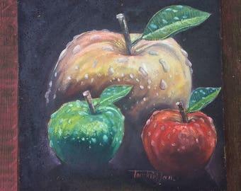 Apple Bunch
