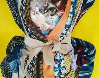 Unique handmade kimono/tunic top