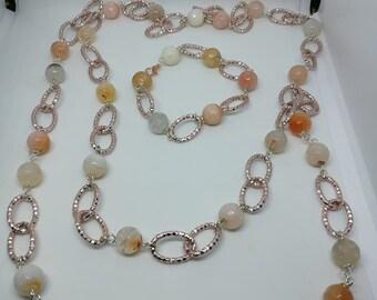 Set Bracelet Necklace