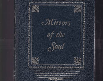 Mirrors Of The Soul by Kahlil Gibran. 1965 Embossed/Gilded Hardback In NEAR- FINE Condition. Gift Quality.