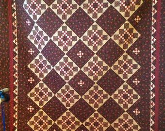Treenware quilt