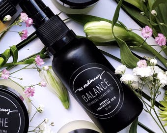 No Ordinary Balance Cleansing Oil/ Facial Cleanser/Make Up Remover 30ml sample/travel size Facial cleanser, EFA,Normal/acne prone