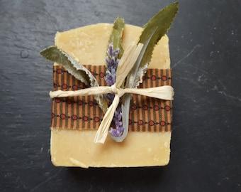 Citrus & Lavender Goat's Milk Soap