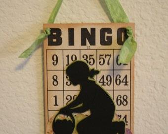 Easter (girl) Bingo Card