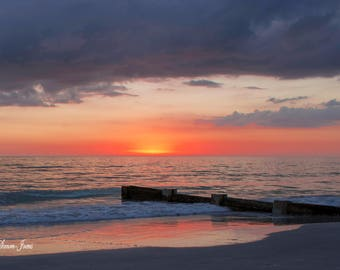 Madiera Beach Sunset Breath Taking