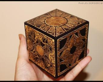 Hellraiser Lament Configuration Puzzle Box Digital Download