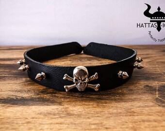 The Punisher Hatband