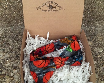 SALE Men's Basketball Bowtie