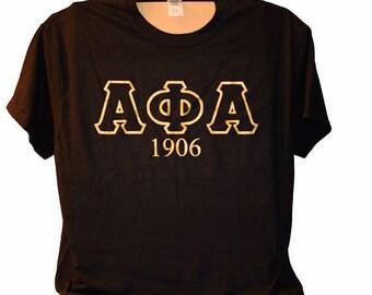 Alpha Phi Alpha 1906 Shirt